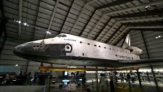 #887 The FULL Space Shuttle ENDEAVOUR Experience! - Jordan The Lion Daily Travel Vlog (1/10/19)