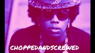Trinidad James - Def Jam (Chopped And Screwed)