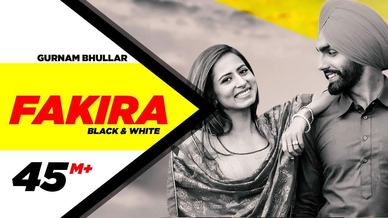 Fakira Song Lyrics | Ammy Virk | Sargun Mehta | Gurnam Bhullar | Jaani | B Praak
