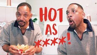 Australian Meat Pie is HOT AS ****!   Will Smith Vlogs