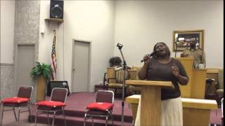 GOD OF ANOTHER  CHANCE (SISTER IVY @ ANOINTED TEMPLE