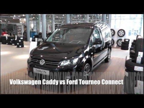 Ford  Tourneo  Connect Минивен класса M - тест-драйв 4