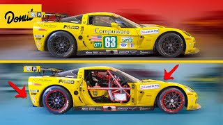 How THIS Corvette Killed Ferrari