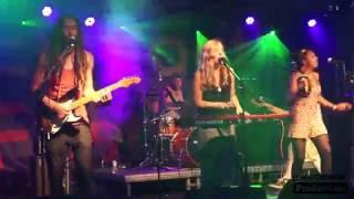 Live Session 318 - Zuri Aura - We're Gonna Make It - Exmouth Festival 2016