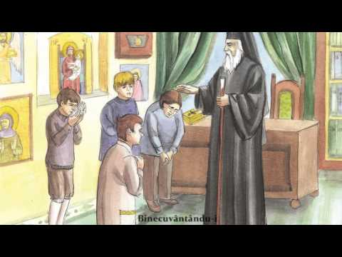 Si sfintii au fost copii – Sf. Ierarh Nectarie, făcătorul de minuni