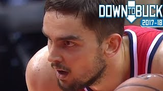 Tomas Satoransky 19 Points/7 Assists Full Highlights (3/6/2018)