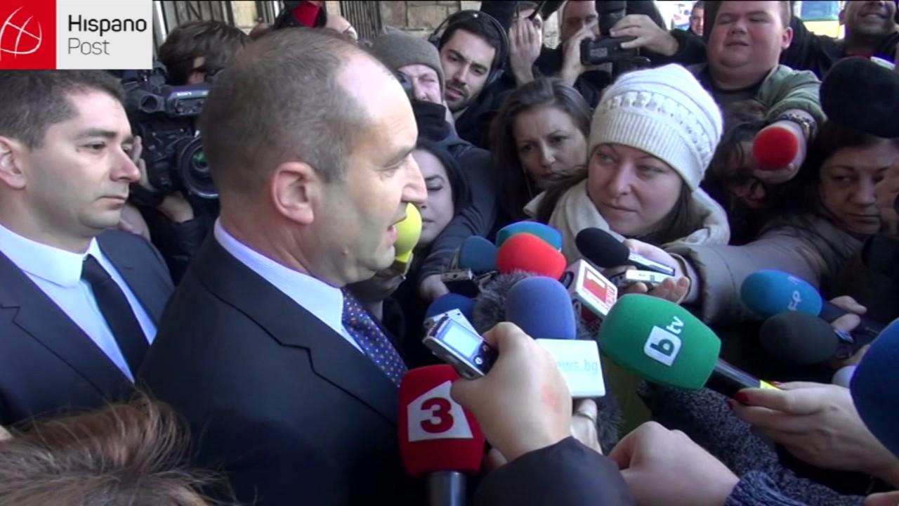 Búlgaros escogen a su Presidente en medio del desánimo y la apatía