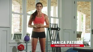 Six Star Danica Patrick Workout