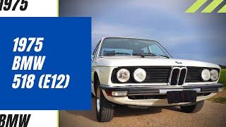 BMW 5 klasė (E12) 1972 - 1981