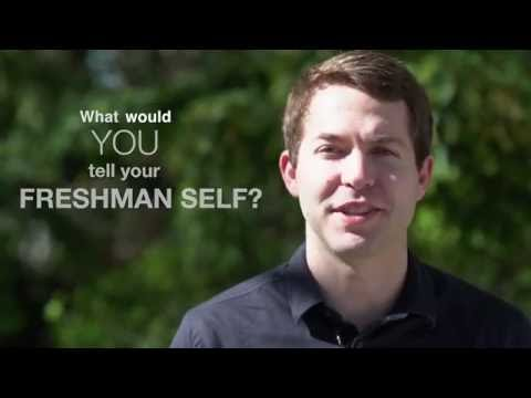 What Would You Tell Your Freshman Self?
