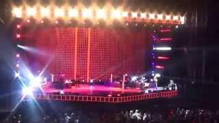 Eros Ramazzotti-Fuoco nel Fuoco- Verona 18-09-2015