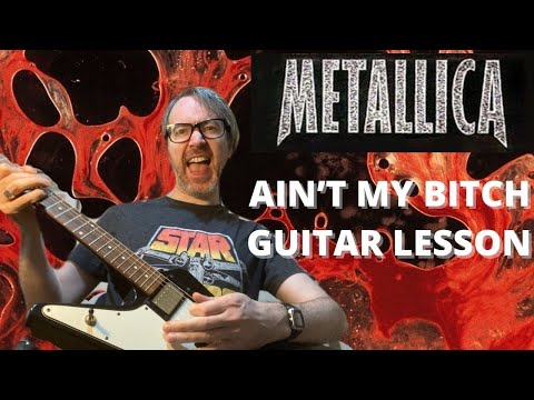 Ain't My Bitch Lyrics Metallica