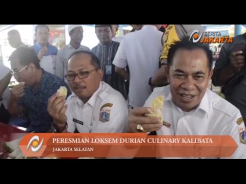 Loksem Durian Culinary Kalibata Diresmikan