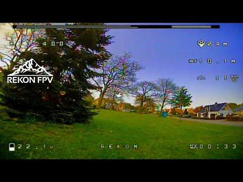 first testflight with the Rekon5 (6S analogue)