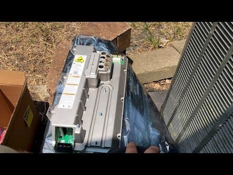 Trane TAM8 WITH XV communicating system - Topz - Video - 4Gswap org