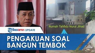 Pengakuan Anggota DPRD Pangkep Amiruddin soal Bangun Tembok 3 Meter: Sudah Ada Sebelumnya