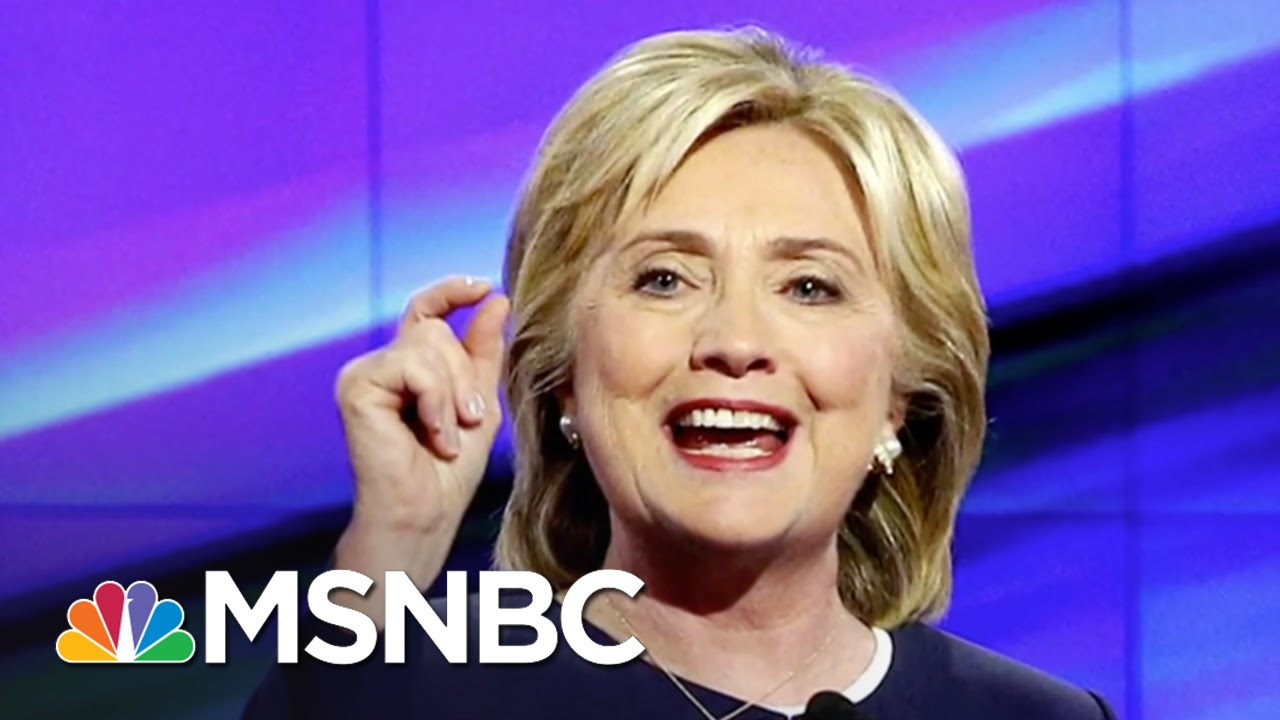 Hillary Clinton: I Don't Promise Easy Answers   Morning Joe   MSNBC thumbnail