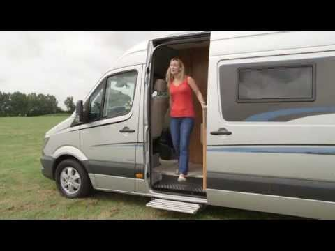 Practical Motorhome reviews the Lunar Landstar RL