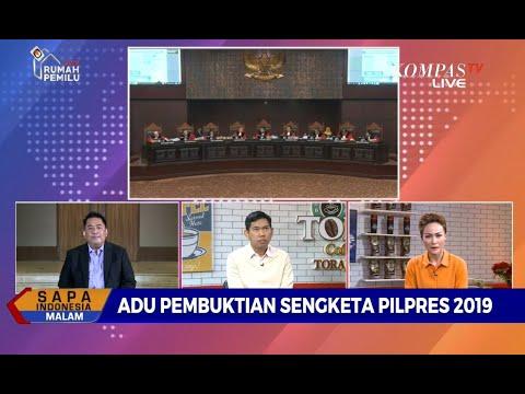 Dialog: Adu Pembuktian Sengketa Pilpres 2019 (2)