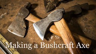 Making a Bushcraft Axe