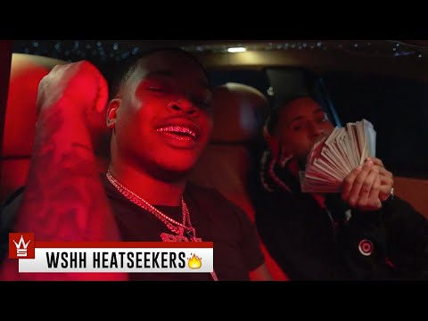 """Lil Max - """"Levitate"""" feat. Kenny Muney (Official Music Video - WSHH Heatseekers)"""