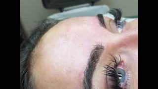 Microblading Brows Chicago