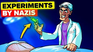 The Sea Water Torture - Nazi Camp Experiments