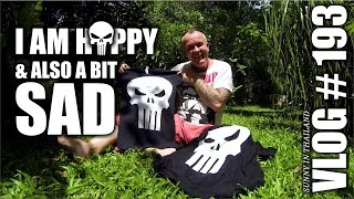 I am happy & also a bit sad - Sunny's Thailand Vlog # 193