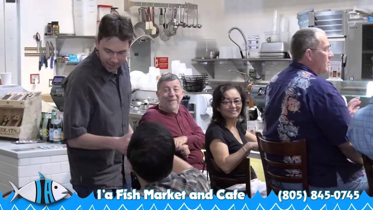I'a Fish market and Cafe