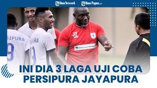 Daftar Jadwal Laga Uji Coba Persipura Jayapura: 19 Juni Hadapi Persib Bandung