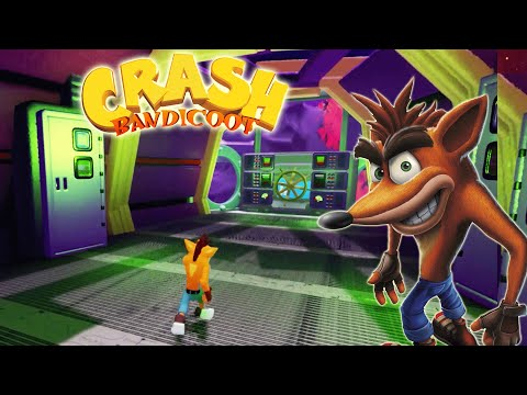 PS4 Game Update: New Crash Bandicoot level stuns fans and