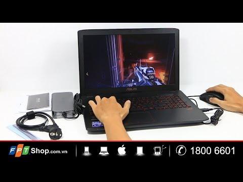 FPTShop - Đập hộp - Asus GL552JX