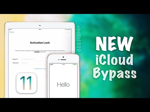 NEW iOS 10 iCloud Activation Bypass Tutorial - iHax DNS