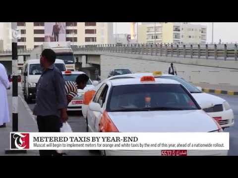 Metered taxis in Oman by year end