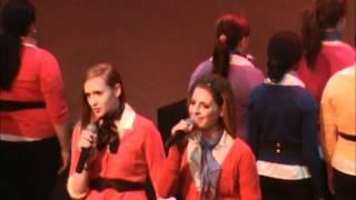 KW Glee Killing Me Softly/No One Medley