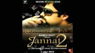 Tu Hi Mera Mera Mera Lyrics Jannat 2 YouTube