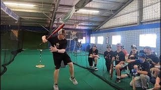 Baseball Swing Mechanics