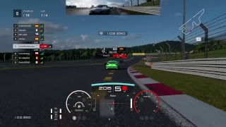 Gran turismo sport racing and chilling