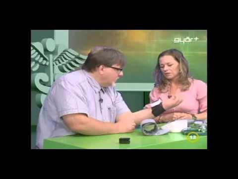 Vesebetegség magas vérnyomásban ajánlások