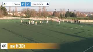 Pôle Espoirs P14 - ESTAC Troyes (1-0)
