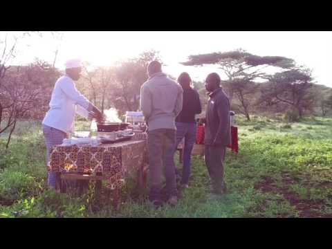 Welcome to our luxury camp in the heart of Serengeti, Tanzania!