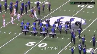 BEST HIGH SCHOOL MARCHING BAND MOMENTS  (part1)