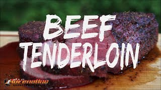 Reverse Sear Beef Tenderloin Recipe - How To Cook Chateaubriand With Slow N Sear