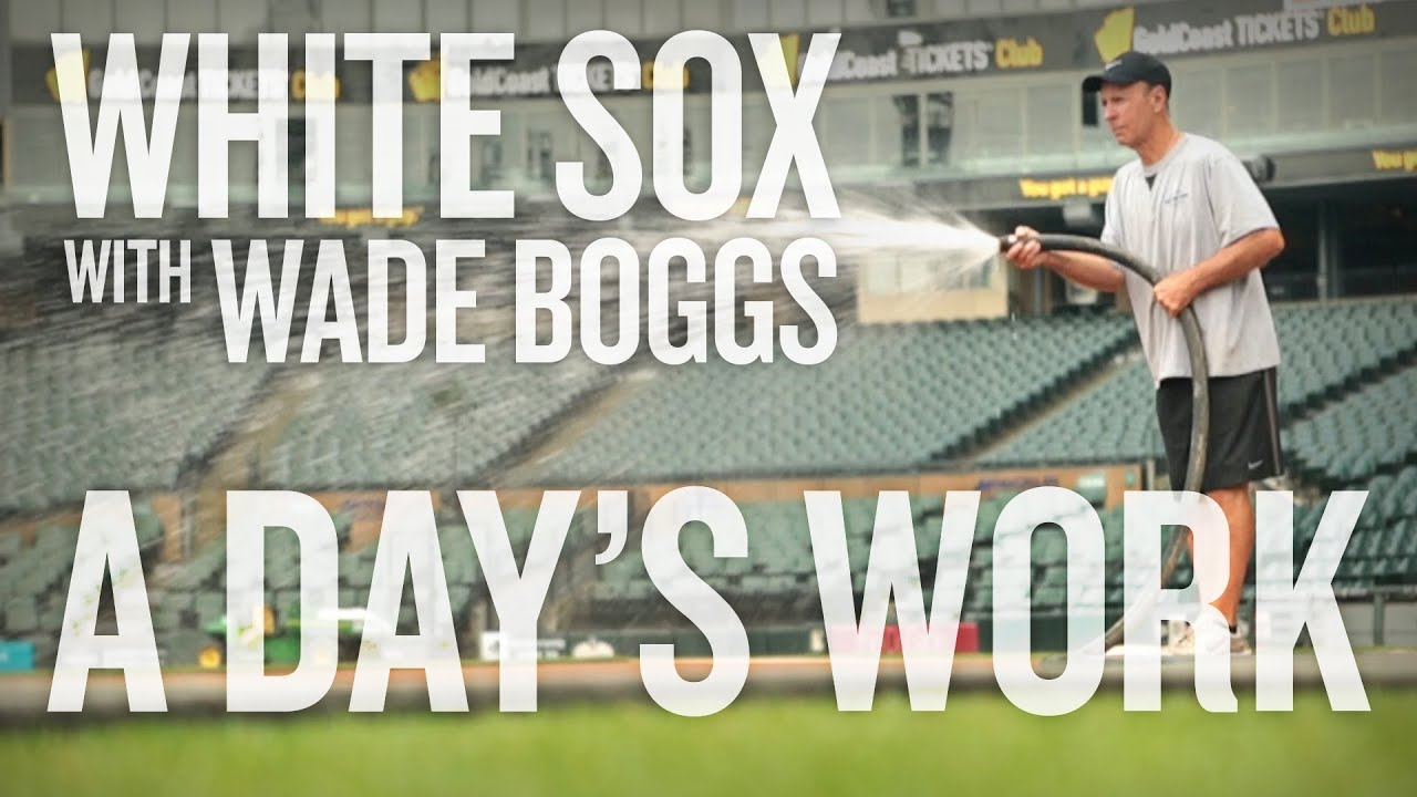 Chicago White Sox with Wade Boggs - A Day's Work thumbnail