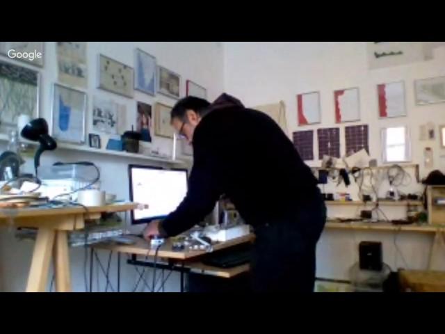Osvaldo Cibils  (Trento, Italia)  soundart22februay2017