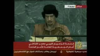 Hitler phones Muammar al-Gaddafi