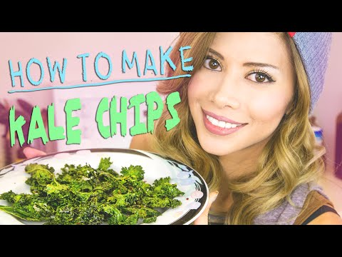 Video KALE CHIPS!