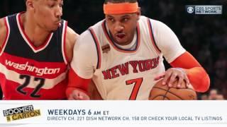 Boomer and Carton: Knicks at Wizards review