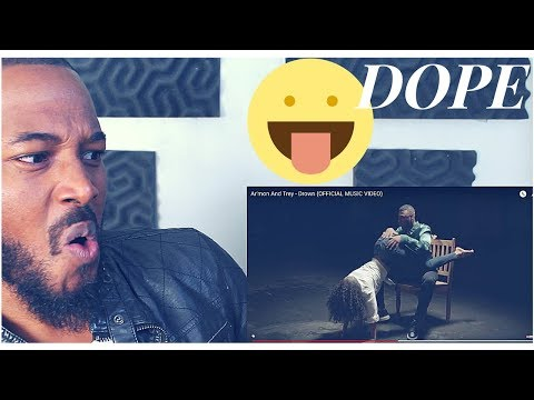Ar'mon And Trey - Drown (OFFICIAL MUSIC VIDEO)Reaction