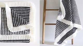 BettyAnn's Crochet Sweater Blanket